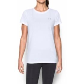 UA テックTシャツ(トレーニング/Tシャツ/WOMEN)[1277207]【UNDER ARMOUR】アンダーアーマーレディース トップス ショートスリーブ【AR】