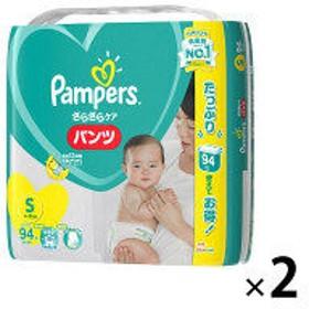 パンパース おむつ パンツ S(4~8kg) 1パック(94枚入) さらさらケア P&G