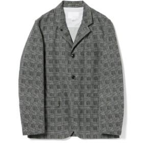 nanamica / Glen check Jacket メンズ カジュアルジャケット GLEN CHECK M