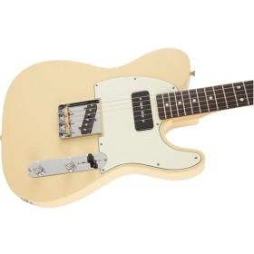 Fender / FSR MIJ Hybrid 60s Telecaster P-90 Rosewood Fingerboard Vintage White フェンダー(WEBSHOP)