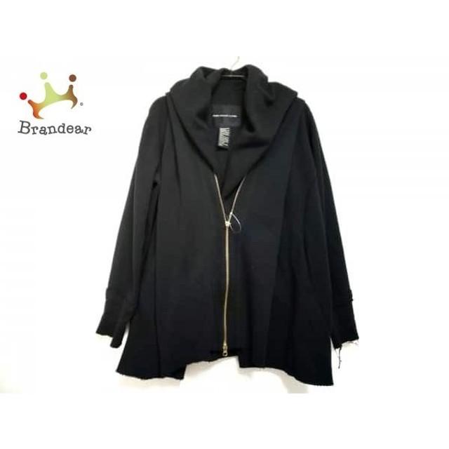 ダブルスタンダードクロージング DOUBLE STANDARD CLOTHING コート サイズF レディース 黒 新着 20190410【人気】
