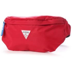 ゲス GUESS SMART WAIST BAG (RED)