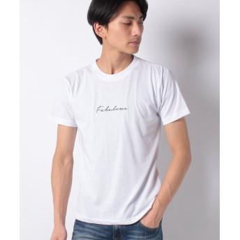 マルカワ 刺繍 サガラ 半袖Tシャツ メンズ 柄1 XL 【MARUKAWA】
