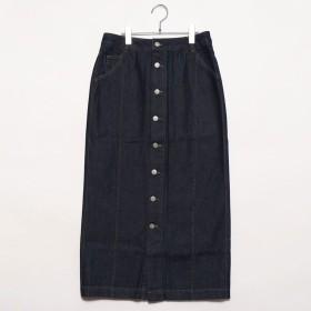 スタイルブロック STYLEBLOCK デニムタイトスカート (ネイビー)