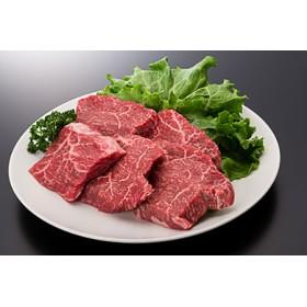 25-[3]【A4ランク以上】山形牛モモステーキ(450g)