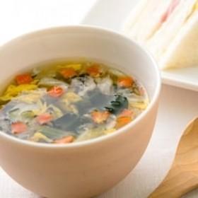 フリーズドライ和洋スープ詰合せ(6種32食) フリーズドライ・常備食・常温保存