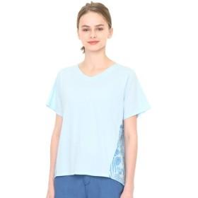 [マルイ]【セール】【レディース】AラインTシャツ(ビザールプランツ)/グラニフ(graniph)