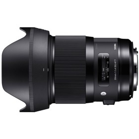 SIGMA 28mm F1.4 DG HSM [キヤノン用] [広角単焦点レンズ(キヤノンEFマウント)]