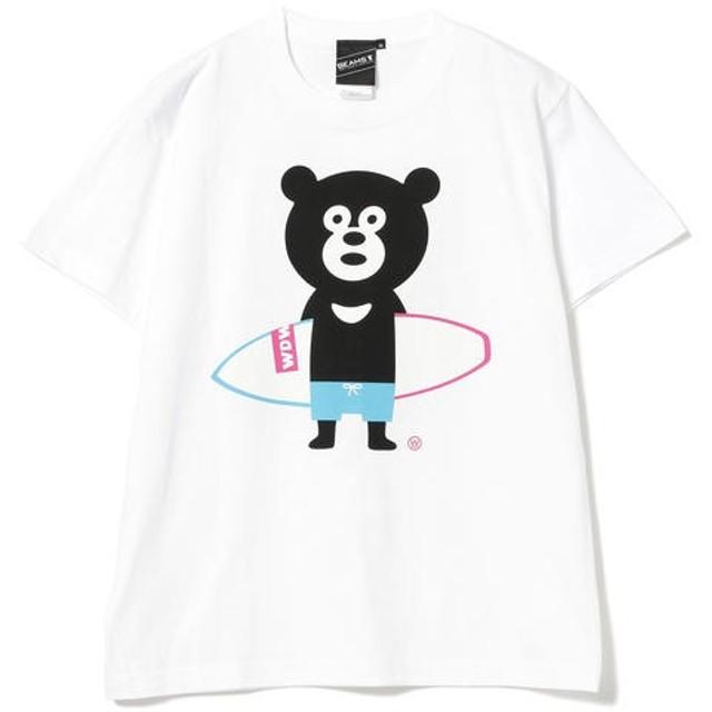 [マルイ] 【SPECIAL PRICE】BEAMS T / Surfboard Bear Tee/ビームス(BEAMS)