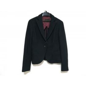【中古】 トゥモローランド TOMORROWLAND ジャケット サイズ38 M レディース 黒
