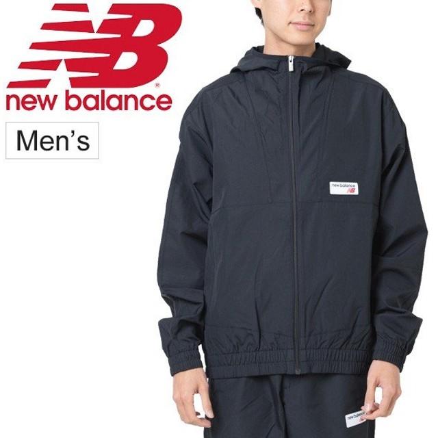 fd1a34c355a03 ウィンドブレーカー メンズ アウター ニューバランス newbalance NBアスレチック ウィンドジャケット/スポーツ トレーニングウェア 男性/