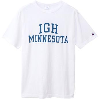 大きいサイズ Tシャツ 19SS キャンパス チャンピオン(C3-P334L)【5400円以上購入で送料無料】
