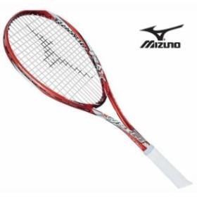 『フレームのみ』ソフトテニスラケット ジスト ルーキー 68(62レッド)【MIZUNO】ミズノソフトテニス ラケット ジスト(63JTN43162)