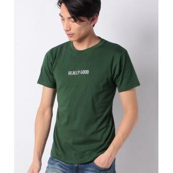 マルカワ 刺繍 サガラ 半袖Tシャツ メンズ 柄4 L 【MARUKAWA】