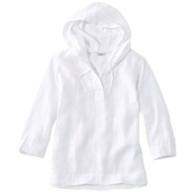 プレミアム・ウォッシャブル・リネン・シャツ、フーディ/Premium Washable Linen Hoodie