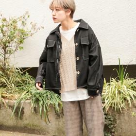 a3c75323009 ミリタリージャケット - aimoha 【綿100%のマッドな質感のこだわりMA-1 ...