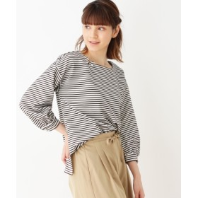 Tシャツ - SHOO・LA・RUE パールバトン・ピン プルオーバー