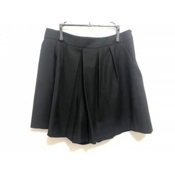 【中古】 ボディドレッシングデラックス BODY DRESSING Deluxe ハーフパンツ サイズ40 M レディース 黒