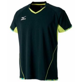 ゲームシャツ(卓球)【MIZUNO】ミズノ卓球 ウエア ゲームシャツ(82JA7006)