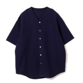 【予約】Crepuscule × BEAMS T / 別注 Baseball Shirt メンズ Tシャツ NAVY 2