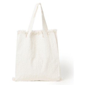 LAUREN MANOOGIAN / HandwovenTote レディース リュック・バックパック WHITE ONE SIZE