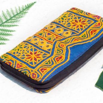 母の日バレンタインの日ギフト新年の贈り物国風森林局のクリスマスプレゼント手刺繍の財布国の風ロングクリップ刺繍財布手作りの古代の布
