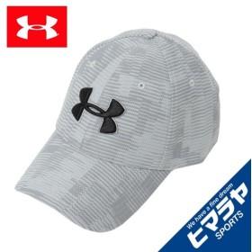 アンダーアーマー キャップ 帽子 メンズ プリントブリッツィング3.0 トレーニング MEN 1305038-011 UNDER ARMOUR