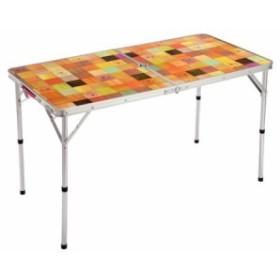 ナチュラルモザイク リビングテーブル 120プラス