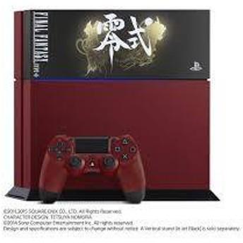 【送料無料】【中古】PS4 PlayStation 4 FINAL FANTASY 零式 HD 朱雀エディション プレステ4