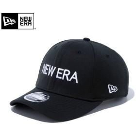 セール20%OFF!【メーカー取次】 NEW ERA ニューエラ 9FIFTY Stretch Snap NEW ERA ロゴ ブラックXホワイトロゴ 12051982 キャップ メンズ レディース ブランド
