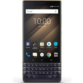 BlackBerry KEY2 LE シャンパンゴールド「PRD-65004-085」4.5型 nanoSIM x2 SIMフリースマートフォン