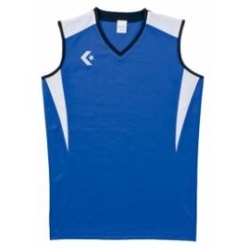 ウィメンズゲームシャツ【CONVERSE】コンバースバスケットゲームシャツ M(CB351701-2511)