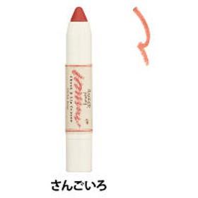 VECUA Honey(ベキュアハニー)ワンダーハニー 頬と唇の色づく蜜クレヨン<リップカラー・チークカラー> さんごいろ