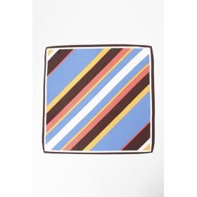 マフラー - ikka バイヤス柄スカーフ
