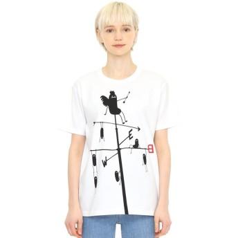 [マルイ] 【ユニセックス】Tシャツ/ビューティフルシャドーディレクション/グラニフ(graniph)