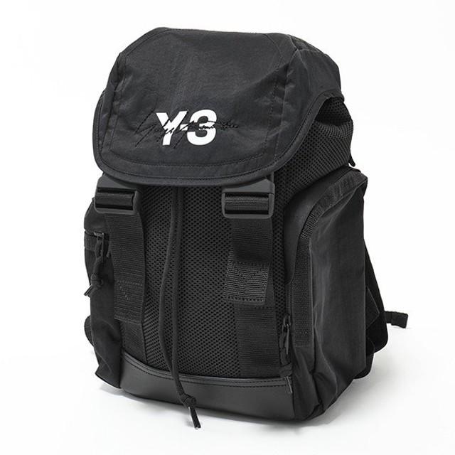 Y-3 ワイスリー adidas アディダス YOHJI YAMAMOTO DY0516 XS MOBILITY コラボ バックパック リュック ナイロン バッグ BLACK メンズ
