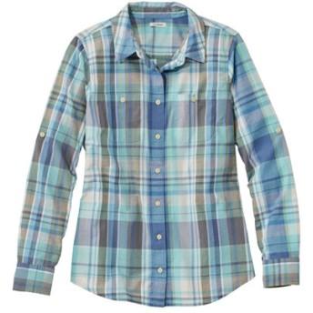 エル・エル・ビーン・マドラス・シャツ、長袖/L.L.Bean Madras Shirt Long-Sleeve