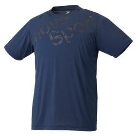 デサント(DESCENTE) サンスクリーンTシャツ DMMNJA57 NVM (Men's)