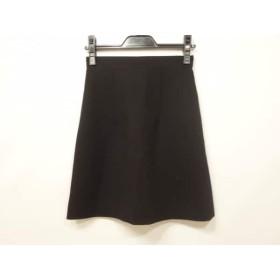 【中古】 クリストファーケイン CHRISTOPHER KANE スカート サイズ4 XL レディース 黒