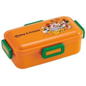 ディズニー 弁当箱 1段 / ふわっと 弁当箱 530ml Mickey&Friends ピクニック