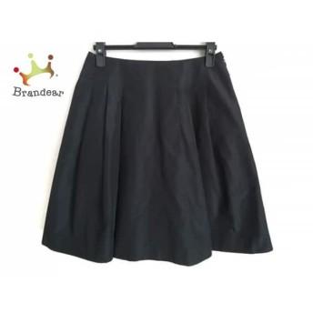 エムズグレイシー M'S GRACY スカート サイズ38 M レディース 美品 黒       スペシャル特価 20200114