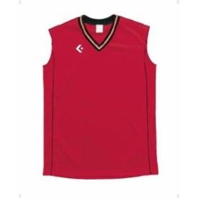 1F レディースゲームノースリーブシャツ【CONVERSE】コンバースケームシャツ・パンツバスケット11FW(cb36712-6419)