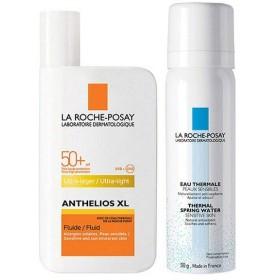 ラロッシュ ポゼ 敏感肌用日やけ止め乳液アンテリオス XL フリュイドキット 50mL SPF50+PA++++ ターマルウォーターミニサイズ50g付