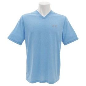 アンダーアーマー(UNDER ARMOUR) スレッドボーンVネック 半袖Tシャツ 1325168 CNB/STL AT (Men's)
