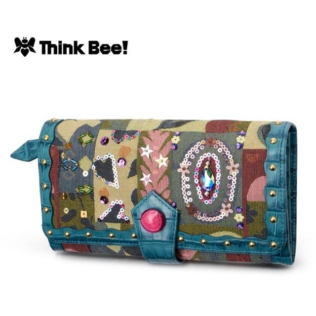 [マルイ] リッピ 長財布/シンクビー(Think Bee!)