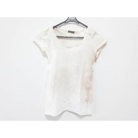 【中古】 ゴア G.O.A/goa 半袖Tシャツ サイズF レディース ベージュ ライトブラウン
