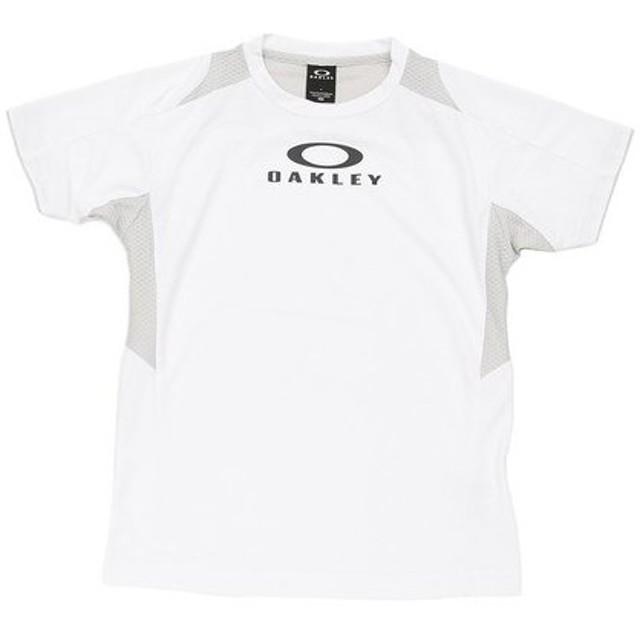 オークリー(OAKLEY) ENHANCE ショートスリーブ CREW 7.0 433939JP-100 (Jr)