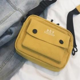 【送料無料】 ミニポーチ サコッシュ ショルダーバッグ カジュアル レディス メンズ ポシェットミニバッグ