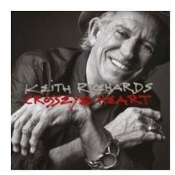 Keith Richards キースリチャーズ / Crosseyed Heart (2枚組アナログレコード) 〔LP〕