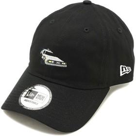 コラボ ニューエラ キャップ NEWERA 9THIRTY BACK TO THE FUTURE バック・トゥ・ザ・フューチャー デロリアン メンズ レディース 帽子 ブラック 11909212 SS19